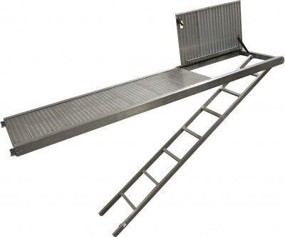 plettac distribution - Durchstieg und Treppen