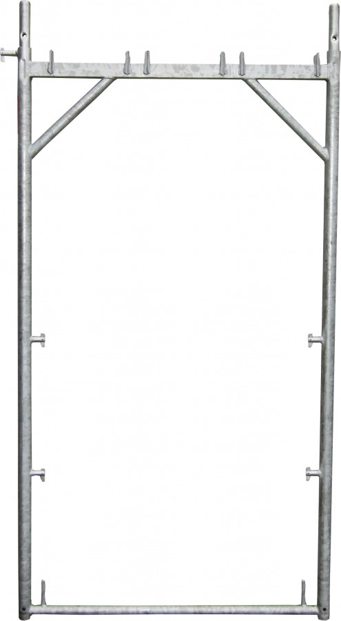 plettac distribution - Steel Vertical Frame PD 100 with 4 lint fasteners