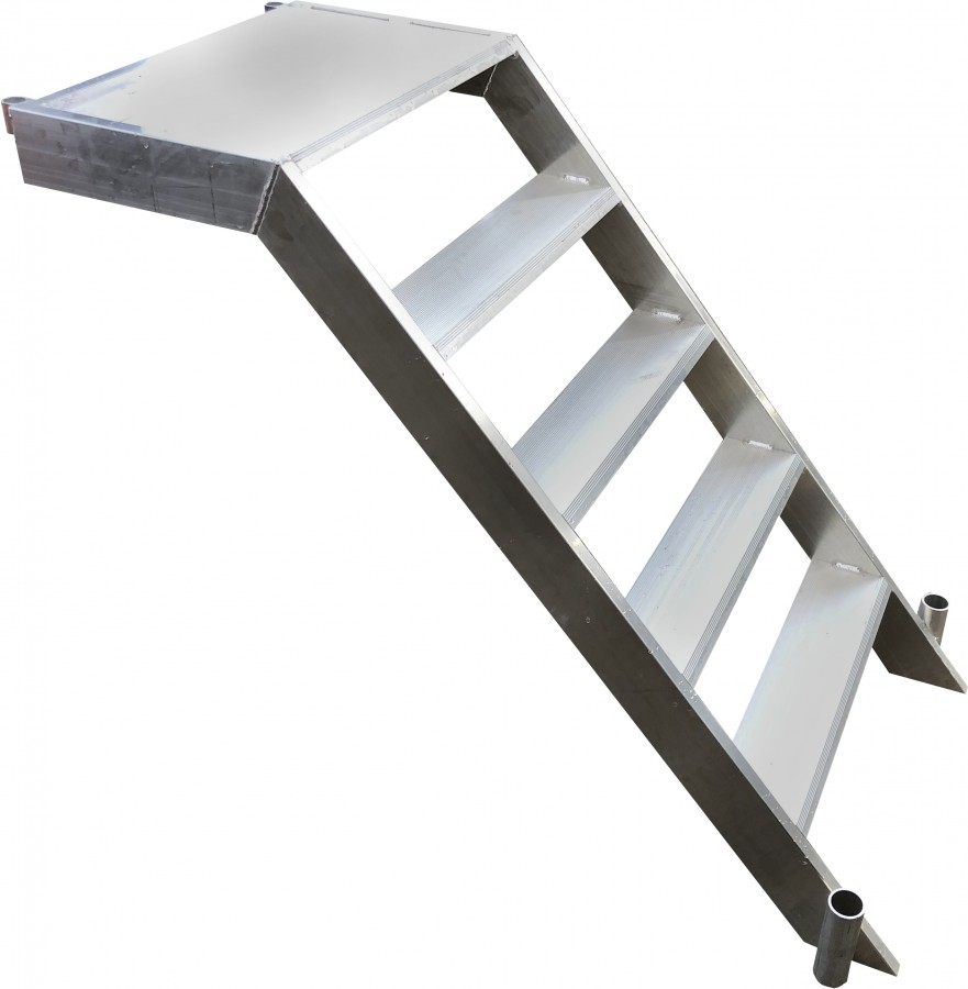 plettac distribution - Schody aluminiowe startowe