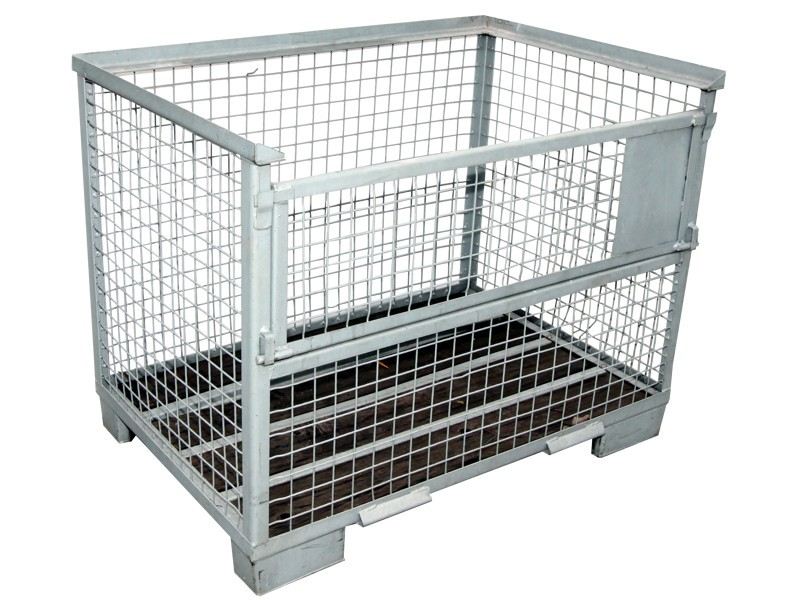 plettac distribution - Wire mesh container