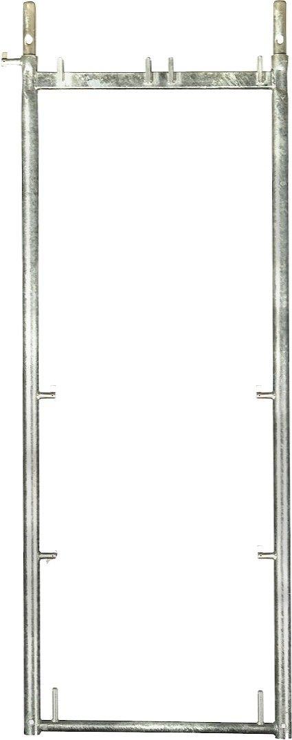 plettac distribution - Stahl-Vertikalrahmen PD 70 mit 4 Kippstiften
