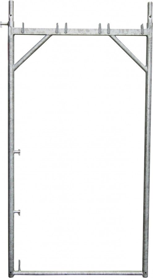 plettac distribution - Stahl-Vertikalrahmen PD 100