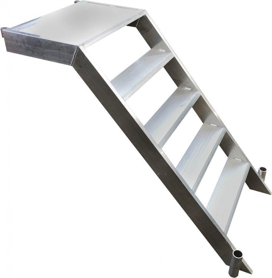 plettac distribution - Starting alu staircase