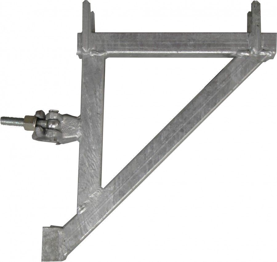 plettac distribution - Side Bracket 32 without connection spigot