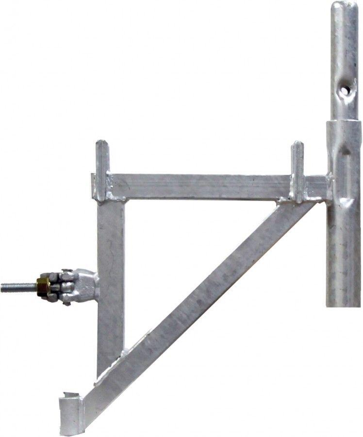 plettac distribution - Side Bracket 32 with connection spigot