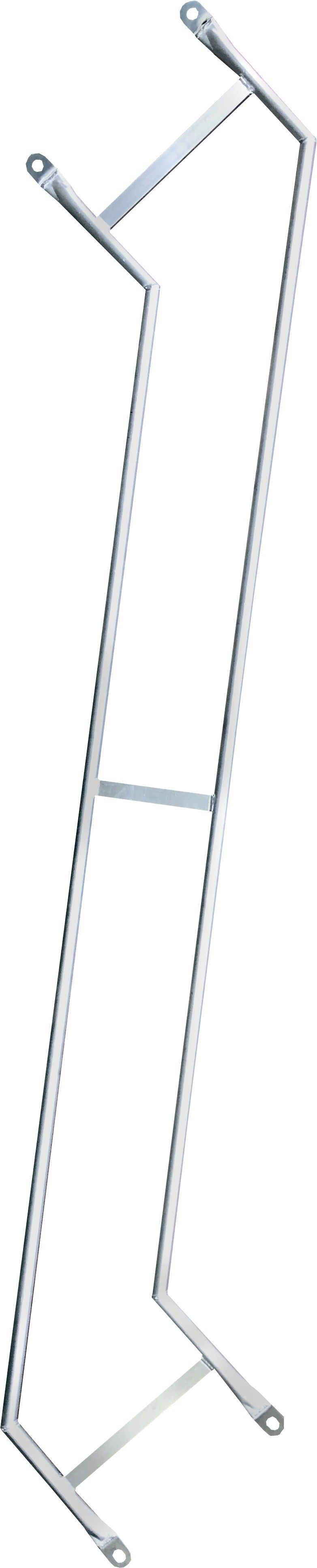 plettac distribution - Stairway alu guardrail